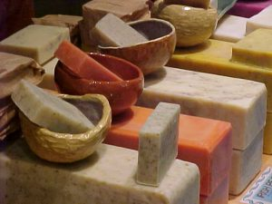 COPA Soaps get you clean while leaving your skin soft and moisturized